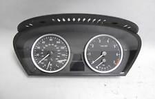 2004-2005 BMW E60 5-Series Instrument Gauge Cluster Panel Speedo Tach USED OEM
