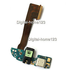 New USB Connector Charger Flex Cable Microphone For HTC One M8