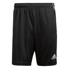 Adidas Core18 Traingsshort Hombre Corto Pantalón Chándal Con Bolsos Negro CE9031