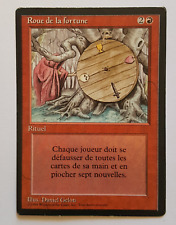 MTG Wheel Of Fortune - Roue de la fortune - FBB