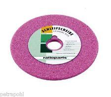 Schleifscheibe 145x12x3,2 rosa weich f. STIHL Schärfgeräte Sägekettenschärfgerät