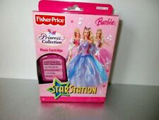 Fisher Price Star Stations Princess Collection Music Cartridge-Barbie--NEW