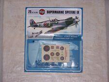 Airfix Blister Pack 1973 1/72ème Supermarine Spitfire Ix
