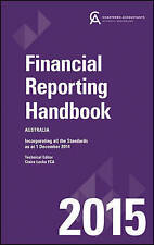 Financial Reporting Handbook 2015 Australia by C Caanz (Paperback, 2015)