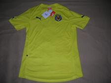 Villareal Soccer Jersey Spain Football Shirt Maglia Maillot Camiseta Hm NEW