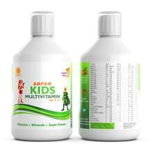 Super Kids multivitamins  for 5-12 years children 500ml- Vitamins,minerals