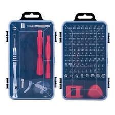 112 in 1 Screwdriver Set Magnetic Screwdriver Bit Multi Phone Repair Tools Kit