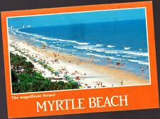 Vintage Postcard, USA, Myrtle Beach, S. Carolina, Stamped 1991