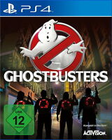 Ghostbusters PS4 (Sony PlayStation 4, 2016) NEU OVP