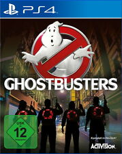 Ghostbusters PS4 (Sony PlayStation 4, 2016) Versiegelt NEU OVP