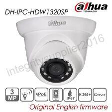 Dahua 3MP Eyeball IP Camera 2.8mm PoE P2P IP67 IR HD DWDR H.264+ IPC-HDW1320S