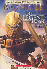 Bionicles The Legend Reborn by Greg Farshtey (Paperback) Book New