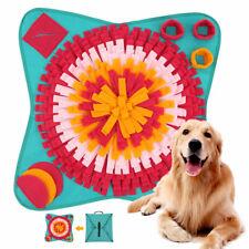 Dog Pet Sniffing Mat Fun Toy Nose Training Snuffle Pad Feeding Cushion Washable