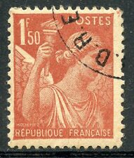 STAMP / TIMBRE  DE FRANCE OBLITERE N° 652 TYPE IRIS