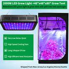 Best Grow Tents - 2000W LED Grow Light Kit Full Spectrum + Review