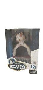 Elvis Presley Las Vegas Elvis 12 Inch McFarlane Toys. Not Mint