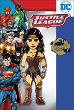 Maravilla de mujer - exclusivo coleccionista de coleccionistas pin metal - DC Comics - nueva
