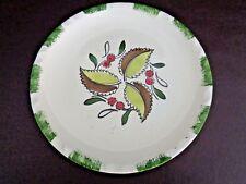 Vintage Blue Ridge Potteries Wild Cherry 3 Luncheon Plate (Cat.#14A027)