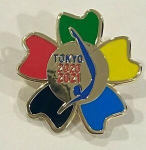 Federation Russia (ROC) Artistic Gymnastics Tokyo 2020 Pin Badge - LAST ONE!