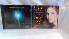 Barbra Streisand A Christmas Album 2 CDs CBS Inc cd3494