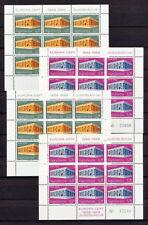 (SBAA 170) Yugoslavia 1969 MNH TYPE 1 and 2 Europa CEPT sheet