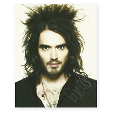 Russell Brand Signed Autograph Autographed 8x10 Photo