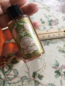 Khus Khus Triple Extract Perfume Benjamin's Of Jamica. Rare• VINTAGE !!