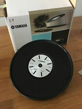 YAMAHA TSX-B15 Portable Bluetooth Speaker With Digital Clock Alarm - Black