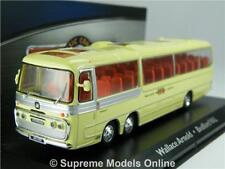 Bedford Val Model Coach Bus Wallace Arnold 1 76 Scale Corgi OOC Atlas 4642102 K8