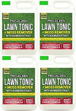 IRON SULPHATE LIQUID FERROUS KILLER MIRACLE GRASS MOSS TURF GREENER LAWN FEED20L