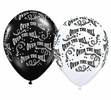 Birthday, Adult 10-50 Party Balloons