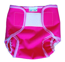 Popolini Windel-Überhose Popo Wrap, pink, Größe M, neu, OVP