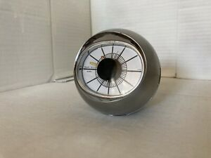 Howard Miller Desktop Ball Clock Mid Century Modern Nelson