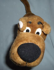 """Cartoon Network Scooby Doo Jointed Poseable 12"""" Plush Soft Toy Stuffed Animal"""