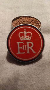 Cornish Match Company's Queen's Silver Jubilee MATCHES TIN