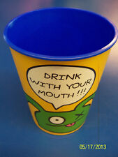 Uglydoll Ugly Dolls Cartoon Kids Birthday Party Supplies 16 oz. Plastic Cup