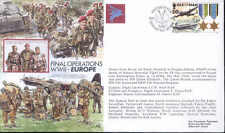 RAF Cover AF19Aa RAF Army Airborne Forces PARA IOM VE Day FDC
