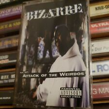 Bizarre - Attack Of The Weirdos EP - 1998 OG Eminem rare rap hip hop