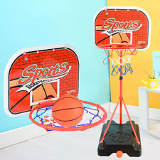 Kids Basketball Hoop Play Set Adjustable Height 35-59inches For Kids & Adults Us