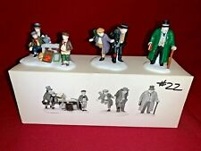 Department 56 Accessory Oliver Twist Porcelain Dickens Village Accessory 5554-9
