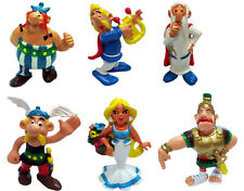 Asterix Figuren 6cm (6er Set) Obelix Falbala Troubadix Miraculix Centurio