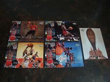 1994 Upper Deck---Michael Jordan---Rare Air---Jumbos---Complete Set 1-5---XHTF