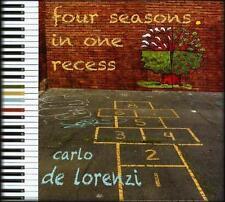 NEW - Four Seasons in One Recess by Lorenzi, Carlo De