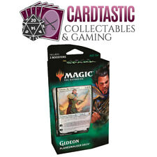 Magic the Gathering TCG War of the Spark Planeswalker Deck - Gideon