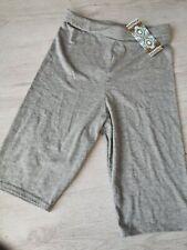 Womens Boohoo grey Cycling Shorts size 8 New
