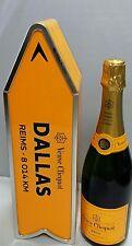 Veuve Clicquot Brut Champagner DALLAS 0,75L Limited Edition