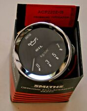 Smiths new Classic style Electric Oil Pressure Gauge 0-7 kg