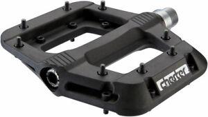 """RaceFace Chester Pedals Platform Composite 9/16"""" Black"""