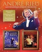 André Rieu - André Rieu Natale intorno Al Mondo e Christmas i Lov Nuovo DVD