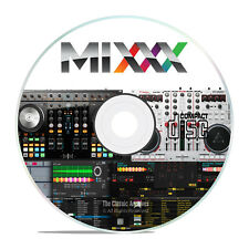 Professional DJ Music Mixing Software, Mixxx, MIDI Controller Support CD H02